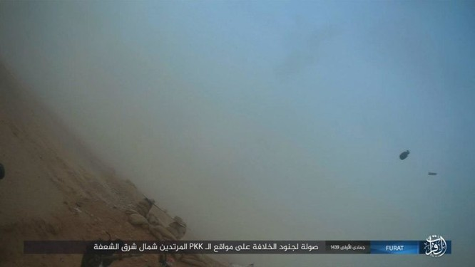 IS giáng đòn khiến người Kurd Syria điên đảo tại Deir Ezzor ảnh 8