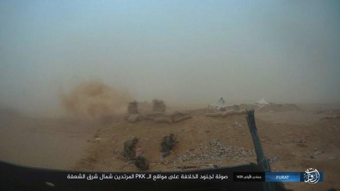IS giáng đòn khiến người Kurd Syria điên đảo tại Deir Ezzor ảnh 9