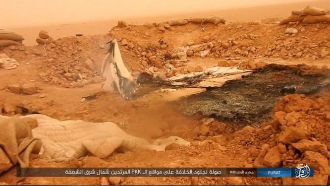 IS giáng đòn khiến người Kurd Syria điên đảo tại Deir Ezzor ảnh 16