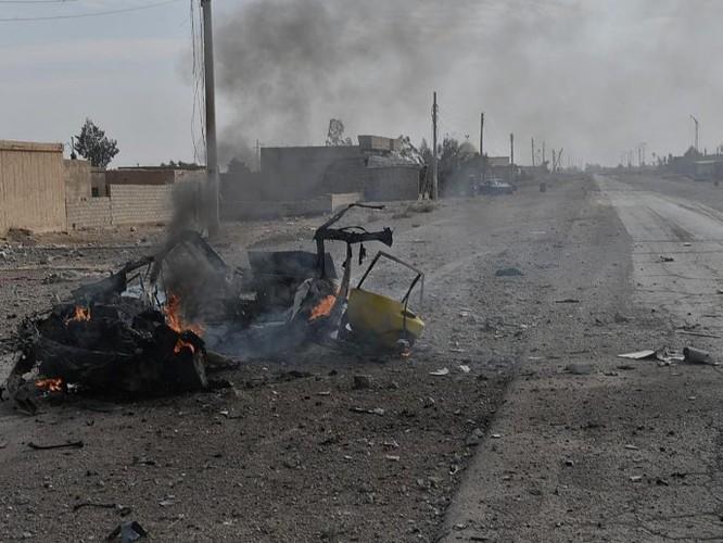 Hàng chục chiến binh IS bị diệt, quân đội Syria chiếm giữ nhiều vũ khí Mỹ ảnh 2