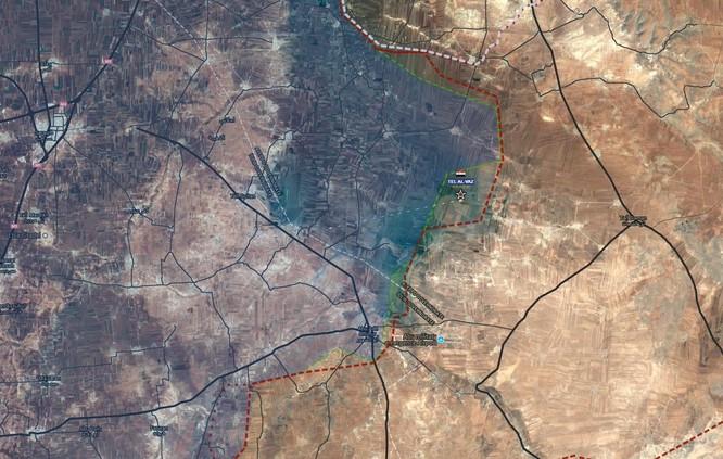 Quân đội Syria đoạt cao điểm chiến lược ở Idlib, 5 thủ lĩnh phiến quân mất mạng ảnh 1