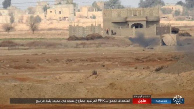 Hơn 400 phiến quân IS đền mạng trong một tháng ảnh 2