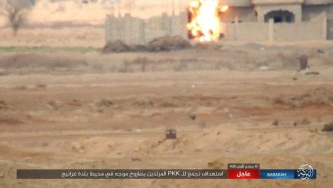 Hơn 400 phiến quân IS đền mạng trong một tháng ảnh 3