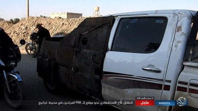 Hơn 400 phiến quân IS đền mạng trong một tháng ảnh 4