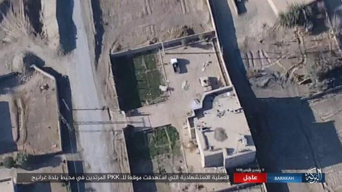 Hơn 400 phiến quân IS đền mạng trong một tháng ảnh 5