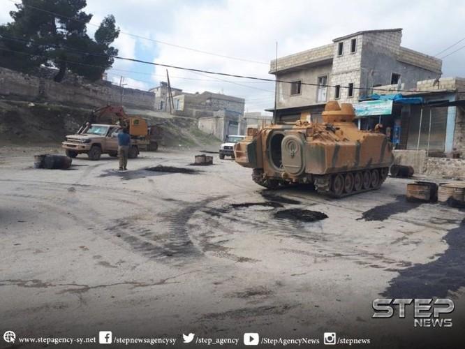 Thổ Nhĩ Kỳ đoạt thị trấn chiến lược, 24 chiến binh Kurd thiệt mạng ảnh 3