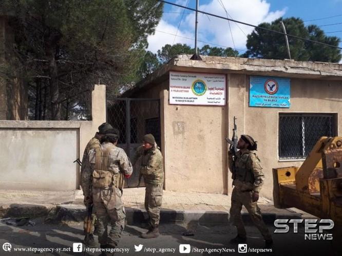 Thổ Nhĩ Kỳ đoạt thị trấn chiến lược, 24 chiến binh Kurd thiệt mạng ảnh 4