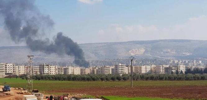 Thổ Nhĩ Kỳ đoạt thị trấn chiến lược, 24 chiến binh Kurd thiệt mạng ảnh 5