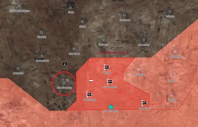 Vệ binh Syria đập tan IS, chiếm liên tiếp 3 cứ địa tại đông bắc Hama ảnh 1