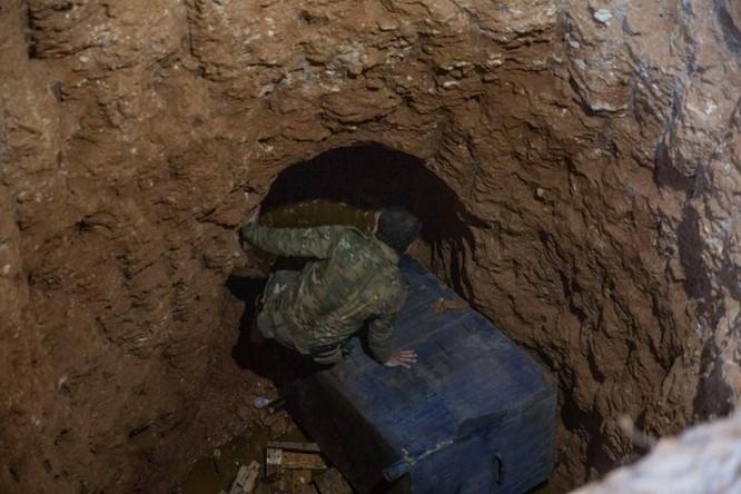 Quân Thổ chiếm thị trấn chiến lược, người Kurd tung đòn phản công ảnh 5