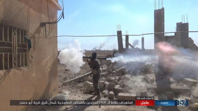 IS quần người Kurd tơi bời tại Deir Ezzor, hàng loạt chiến binh Kurd thiệt mạng ảnh 6