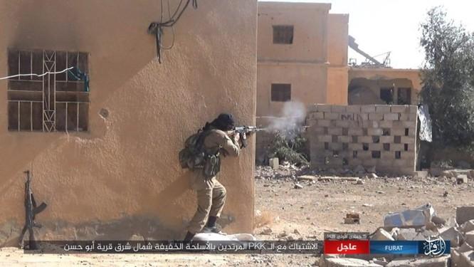 IS quần người Kurd tơi bời tại Deir Ezzor, hàng loạt chiến binh Kurd thiệt mạng ảnh 7