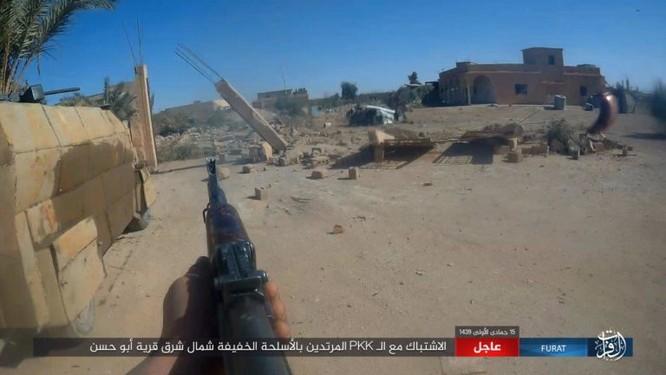 IS quần người Kurd tơi bời tại Deir Ezzor, hàng loạt chiến binh Kurd thiệt mạng ảnh 9