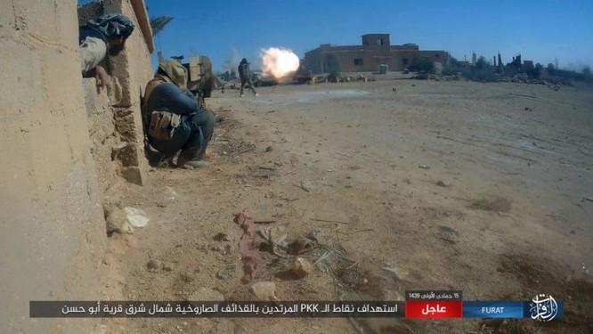 IS quần người Kurd tơi bời tại Deir Ezzor, hàng loạt chiến binh Kurd thiệt mạng ảnh 10