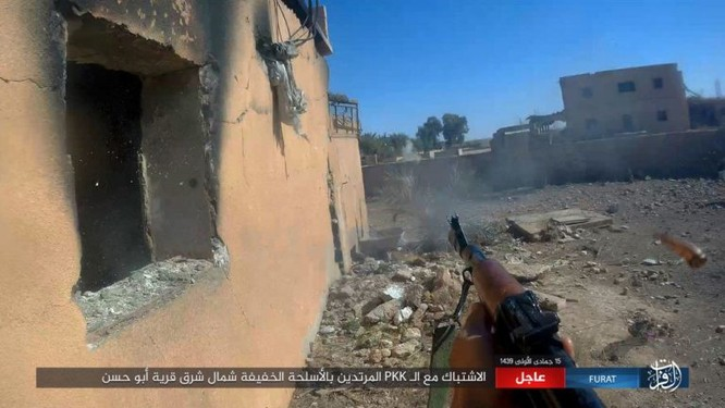 IS quần người Kurd tơi bời tại Deir Ezzor, hàng loạt chiến binh Kurd thiệt mạng ảnh 12