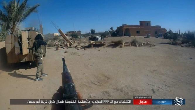 IS quần người Kurd tơi bời tại Deir Ezzor, hàng loạt chiến binh Kurd thiệt mạng ảnh 13