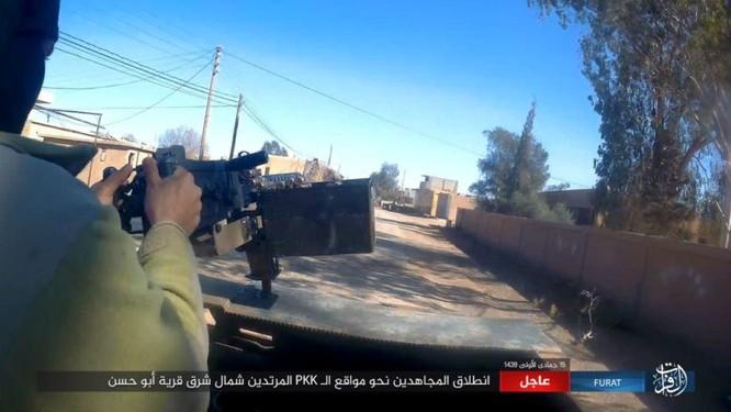 IS quần người Kurd tơi bời tại Deir Ezzor, hàng loạt chiến binh Kurd thiệt mạng ảnh 15