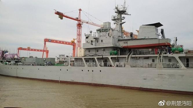 Dằn mặt hải quân Mỹ, Trung Quốc thử pháo điện từ trên biển ảnh 4
