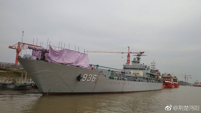 Dằn mặt hải quân Mỹ, Trung Quốc thử pháo điện từ trên biển ảnh 5