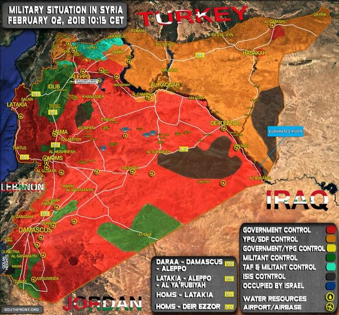 """""""Hổ Syria"""" đè bẹp phiến quân đoạt 2 thị trấn chiến lược, vây khốn khủng bố ở Idlib ảnh 2"""