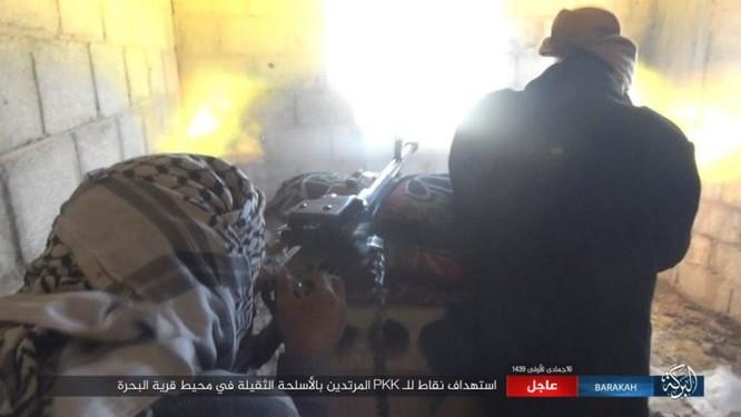 IS tấn công ác liệt người Kurd, hàng chục chiến binh mất mạng ảnh 1