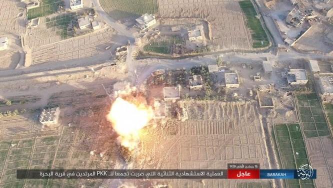 IS tấn công ác liệt người Kurd, hàng chục chiến binh mất mạng ảnh 7