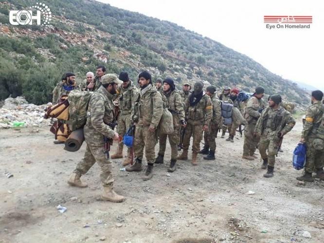 Dân quân Kurd phục kích bắn tan xác xe phiến quân Thổ Nhĩ Kỳ chống lưng ảnh 1