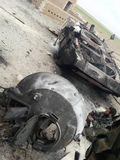 """'Hổ Syria"""" phục kích giáng đòn chí mạng phiến quân ở Idlib ảnh 1"""