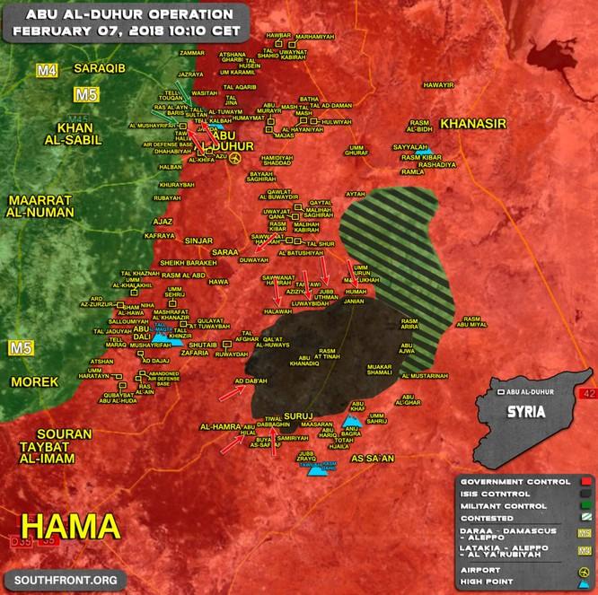 Quân đội Syria đập tan phiến quân phản công lớn tại Idlib ảnh 1