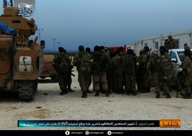 Quân Thổ chiếm tiếp 3 cứ địa người Kurd Syria, Afrin căng thẳng ảnh 1