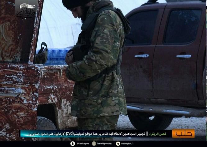 Quân Thổ chiếm tiếp 3 cứ địa người Kurd Syria, Afrin căng thẳng ảnh 2