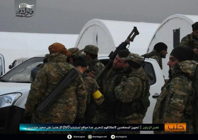 Quân Thổ chiếm tiếp 3 cứ địa người Kurd Syria, Afrin căng thẳng ảnh 3