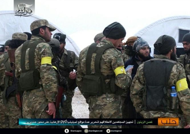 Quân Thổ chiếm tiếp 3 cứ địa người Kurd Syria, Afrin căng thẳng ảnh 4