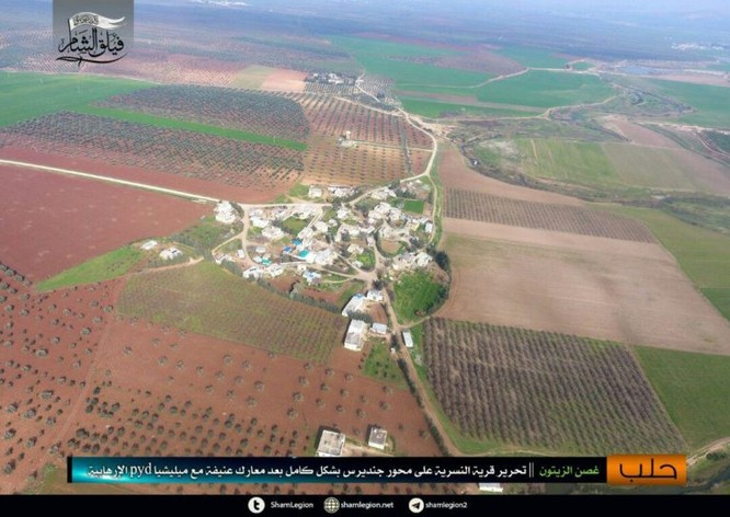 Quân Thổ chiếm tiếp 3 cứ địa người Kurd Syria, Afrin căng thẳng ảnh 5