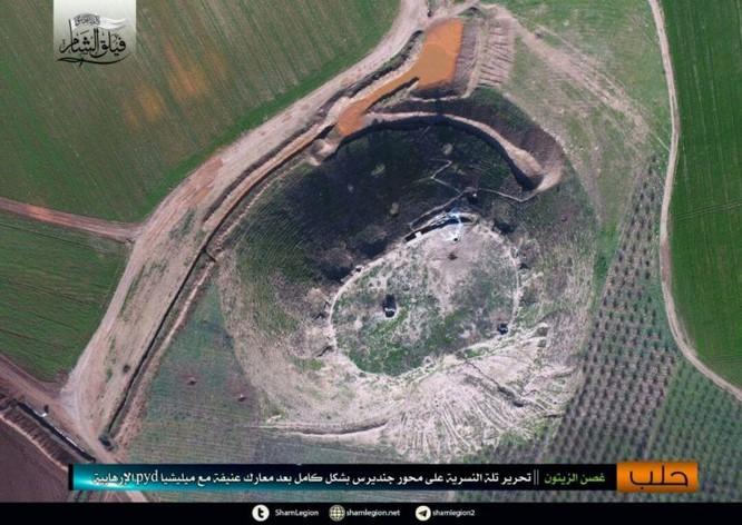 Quân Thổ chiếm tiếp 3 cứ địa người Kurd Syria, Afrin căng thẳng ảnh 6