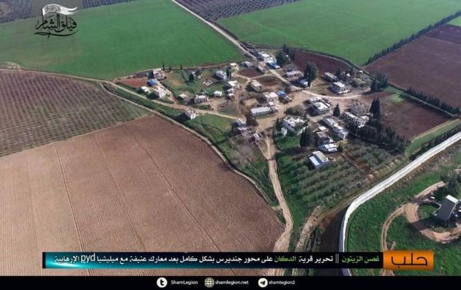 Quân Thổ chiếm tiếp 3 cứ địa người Kurd Syria, Afrin căng thẳng ảnh 7
