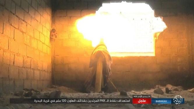 Mỹ đánh nhầm người Kurd, hàng loạt chiến binh bị IS sát hại ảnh 1