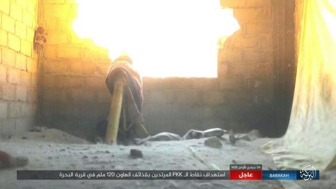 Mỹ đánh nhầm người Kurd, hàng loạt chiến binh bị IS sát hại ảnh 3