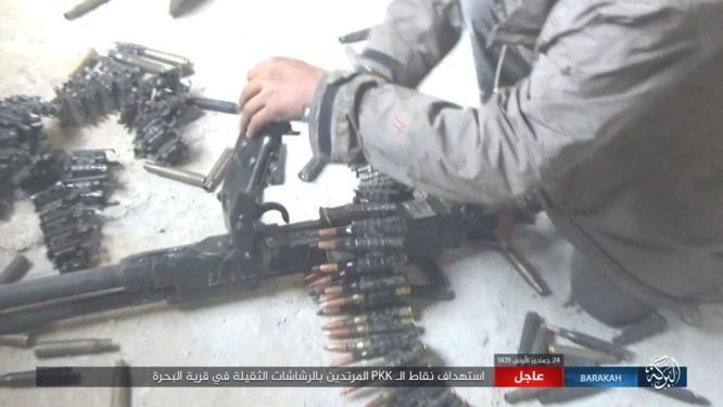 Mỹ đánh nhầm người Kurd, hàng loạt chiến binh bị IS sát hại ảnh 7