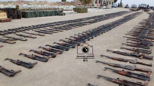 """""""Hổ Syria"""" giáng đòn trút giận, gần 100 tay súng IS mất mạng ảnh 6"""