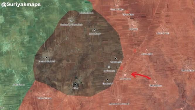 Quân đội Syria thắng lớn liên tiếp, chuẩn bị giải phóng sào huyệt khủng bố ảnh 1