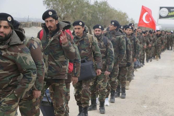Hàng trăm phiến quân FSA, 33 lính Thổ Nhĩ Kỳ thiệt mạng trước người Kurd Syria ảnh 4