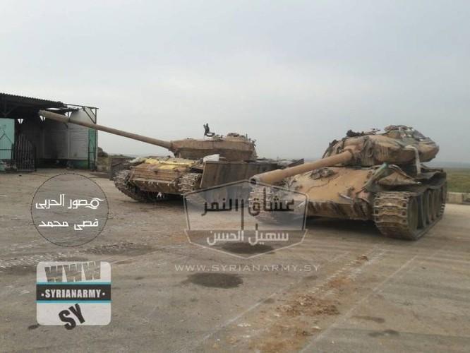 """""""Hổ Syria"""" tốc chiến chiếm kho vũ khí khủng của IS tại Hama ảnh 1"""