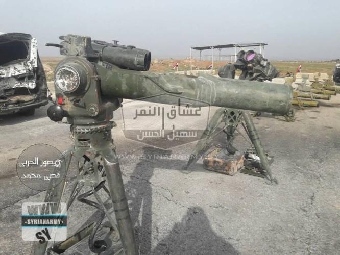 """""""Hổ Syria"""" tốc chiến chiếm kho vũ khí khủng của IS tại Hama ảnh 4"""