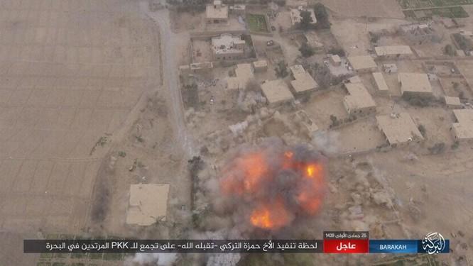 IS tung đòn tự sát, người Kurd tổn thất nặng ở Deir Ezzor ảnh 4