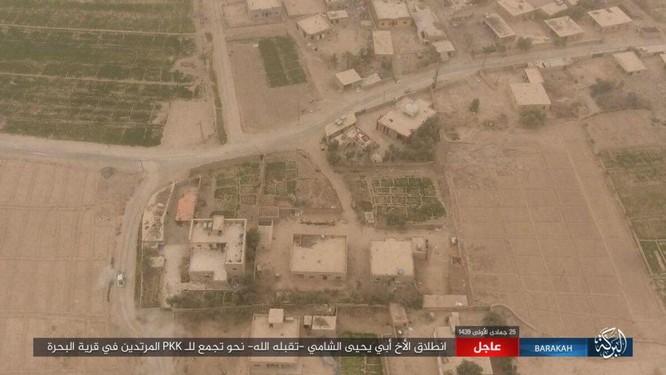 IS tung đòn tự sát, người Kurd tổn thất nặng ở Deir Ezzor ảnh 7