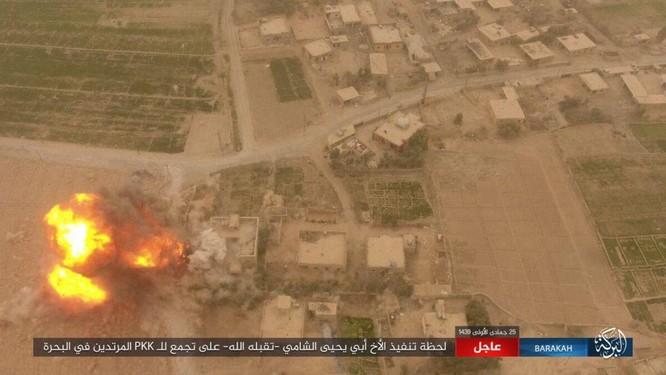 IS tung đòn tự sát, người Kurd tổn thất nặng ở Deir Ezzor ảnh 8
