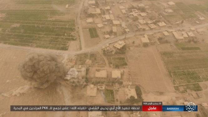 IS tung đòn tự sát, người Kurd tổn thất nặng ở Deir Ezzor ảnh 9