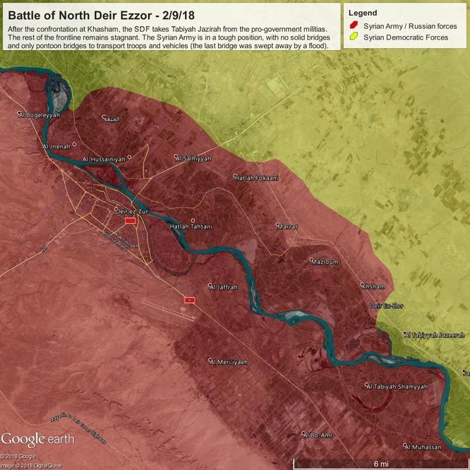 Syria như thùng thuốc súng chực nổ, Mỹ đẩy người Kurd khỏi đông Euphrates ảnh 1