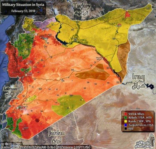 Quân đội Syria phát hiện đường hầm lớn chứa vũ khí IS tại tử địa Deir Ezzor ảnh 1